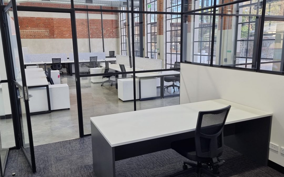 Office Fitout – Geelong